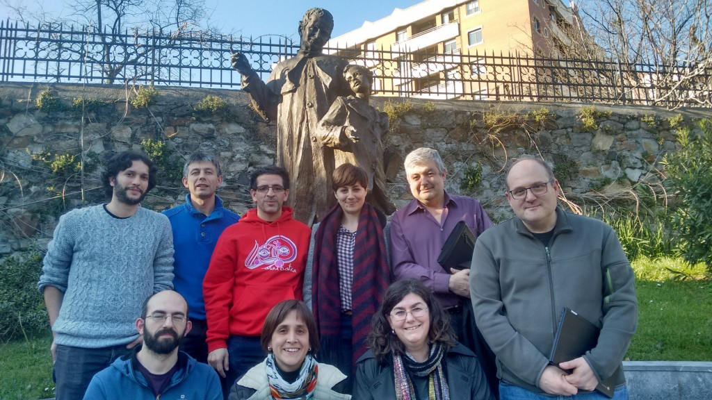 Grupo Inter-centros salesianos
