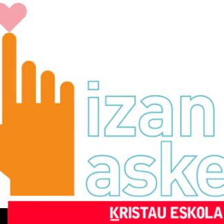 Logo del grupo #IzanAsKE